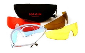 Safety spectacles - coloured set W